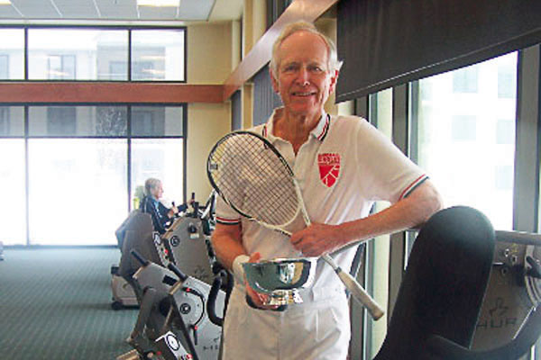 """On TV: Resident Jim Zug in 6 ABC's """"Art of Aging"""""""