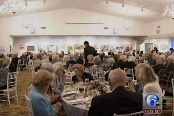 25th Anniversary Gala on Channel 6 ABC News