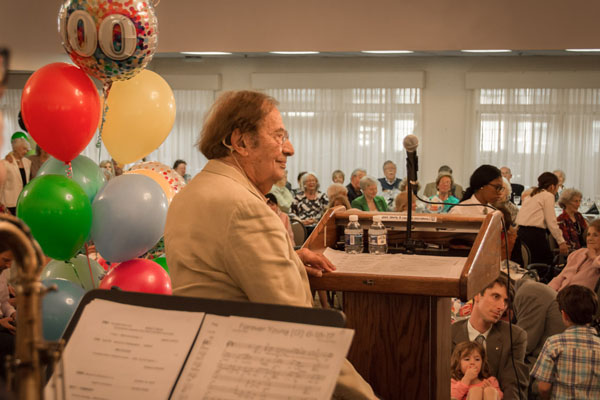 "On TV: Beaumont's 100-year old 'over-achiever' on channel 6 ABC ""Art of Aging"""