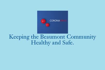 COVID-19 Prevention at Beaumont